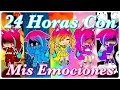 Download Lagu 24 Horas Con Mis Emociones  Lovely Heart  Gacha Life 💖✨💕 Mp3 Free