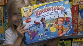 Kinderspiele aus aller Welt (Ravensburger) - ab 4 Jahre! Spielesammlung!