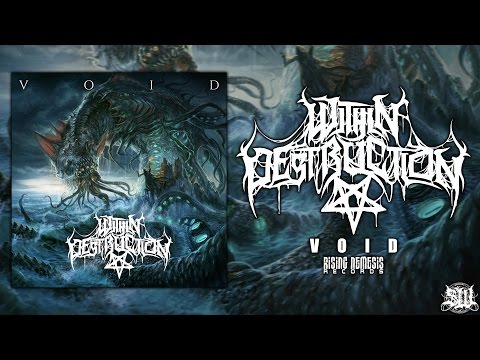 WITHIN DESTRUCTION - VOID [OFFICIAL ALBUM STREAM] (2016) online metal music video by WITHIN DESTRUCTION