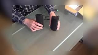 Unboxing Video - HAMA Stereo-PC-Lautsprecher E80