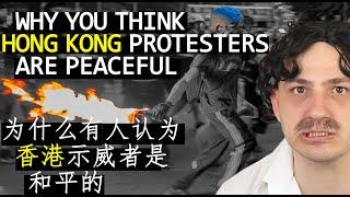 Video : China : Hong Kong and anti-China propaganda - how it works