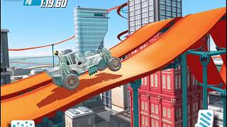 HOT WHEELS RACE OFF - Supercharge Challenge Week 2 Supercharged Hot Wheels Gameplay Android /iOS