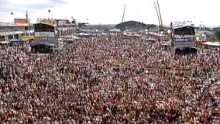 The Donnas - Rock am Ring festival 2003