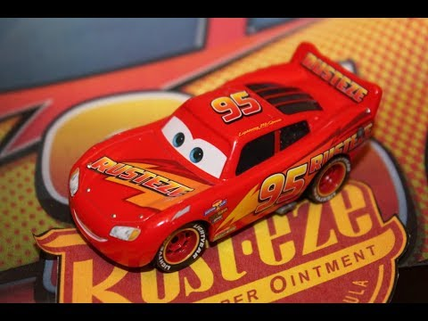 mp4 Cars 3 Toys Rusteze Lightning Mcqueen, download Cars 3 Toys Rusteze Lightning Mcqueen video klip Cars 3 Toys Rusteze Lightning Mcqueen