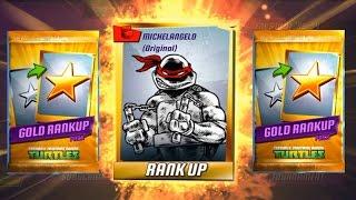 Original michelangelo Ninja Turtles Legends