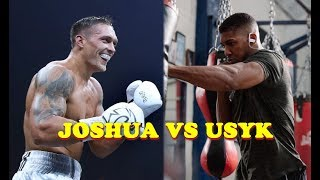 Phía Tyson Fury Cho Rằng Anthony Joshua Chỉ ĐỦ TRÌNH Đấu Oleksandr Usyk