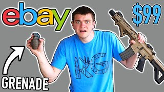 Things That SHOULDN'T Be Sold on Ebay!