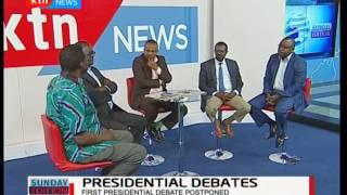Reasons why President Kenyatta and NASA leader Raila pulled out of the debates: Sunday Edition