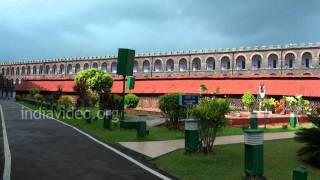 The Cellular Jail, Exterior