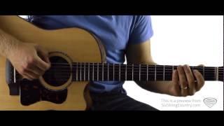 Dirt - Guitar Lesson and Tutorial - Florida Georgia Line