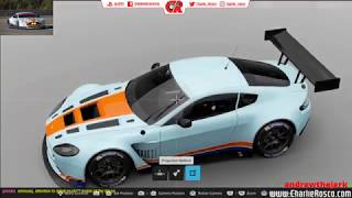 Gran Turismo Sport: Livery Creation with Ryan Lee Graphics
