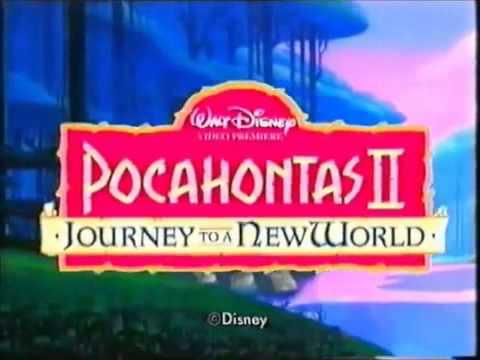 Pocahontas II: Journey to a New World Movie Trailer