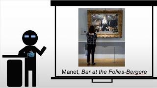 Manet Bar at the Folies Bergere