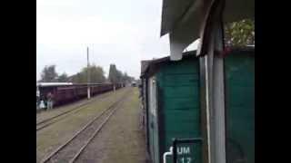 preview picture of video '160 lat Górnośląskich Kolei Wąskotorowych - przejazd w relacji Bytom Wąsk - Bytom Karb Wąsk.'