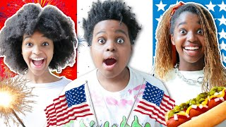 FOURTH OF JULY STEREOTYPES - Onyx Family