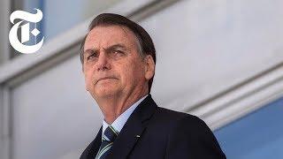 How Brazil's Jair Bolsonaro Mirrors President Trump   NYT News