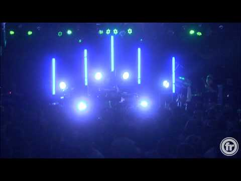 "Future Rock - ""Tranzmission"" - Brooklyn Bowl 11/16/2012"