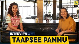 Taapsee Pannu Interview With Anupama Chopra | Mulk | Judwaa 2 | Manmarziyaan| Film Companion