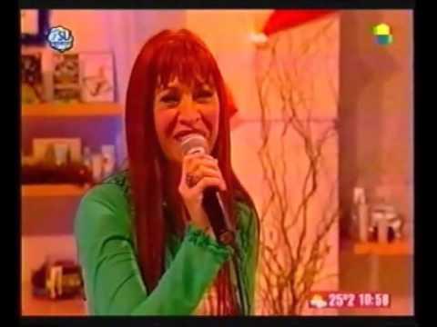 Manuela Bravo - Te regalo mis ojos (Programa TSU Negocio) (Año 2005)