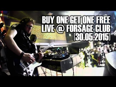Buy One Get One Free @ Forsage Club 30 05 2015