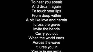 Angels and Airwaves Crawl Lyrics