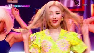 날라리(LALALAY)   선미(SUNMI)  [뮤직뱅크 Music Bank] 20190830