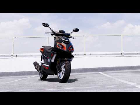 Peugeot Scooters – Nouveau Speedfight 125 – The Drive Of Your Life