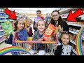Kids Grocery Shopping Challenge