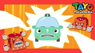 Tayo Car Song l #4 Electric Car l Songs for Children l Tayo the Little Bus
