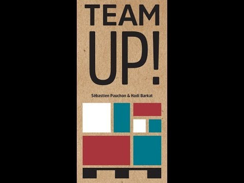 Bower's Game Corner: Team UP! Review