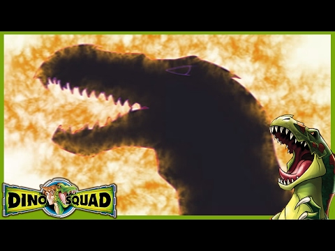Dino Squad 125 - Perseverance | HD | Full Episode | Dinosaur Cartoon