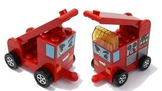 Đồ chơi Chichi land Đội xe biến hình - Cứu hỏa mạnh mẽ - Firetruck Transformer