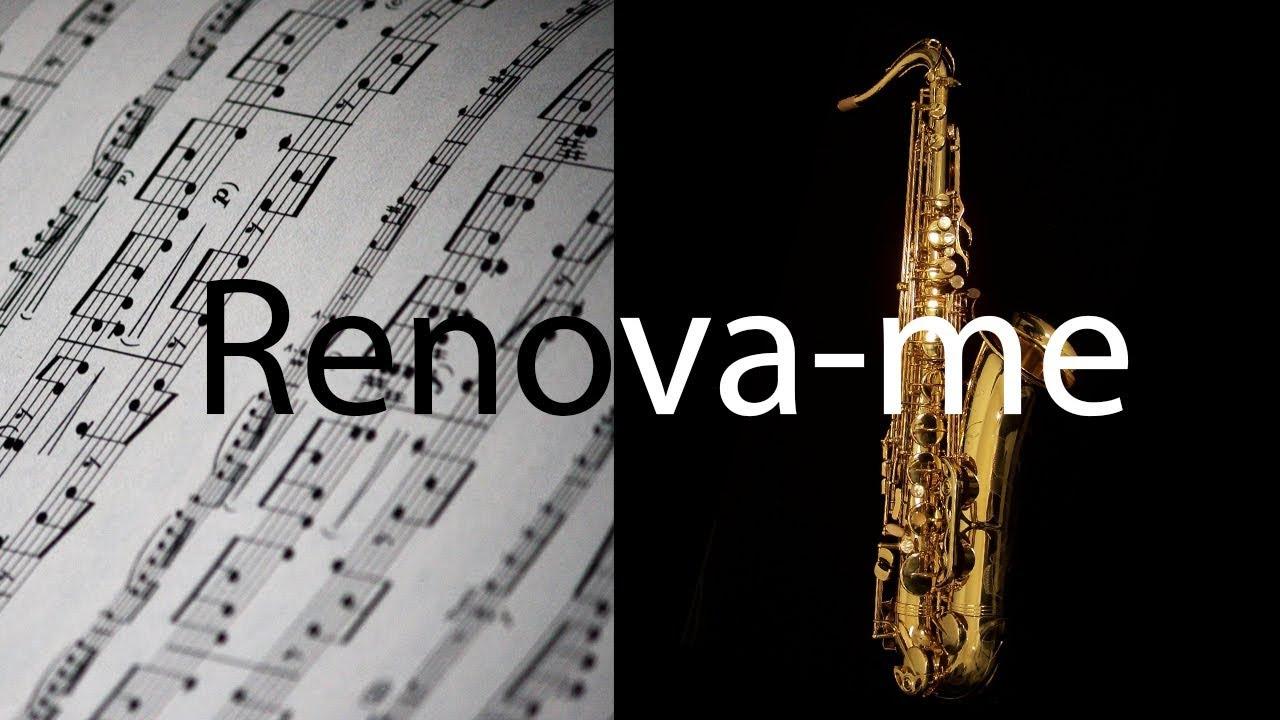 Baixar Pdf Da Partitura Para Sax Tenor Renova Me Louvores E Corinhos Gospel Download