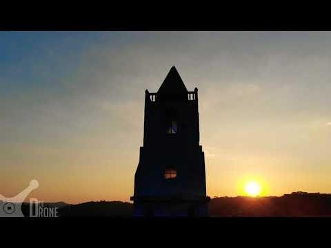 Favelacop Sobrevoando a Igreja Católica e Juquitiba imagens Doidrone