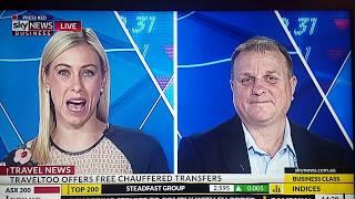 Latest Travel Daily segment on Sky News Business #BizClass