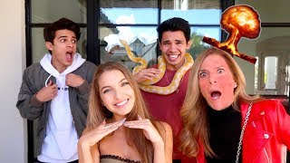 PRANK WEEK ON ENTIRE FAMILY!!