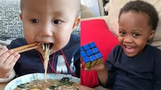 These Cheeky Funny Babies Are Clever As Hell | Baby Compilation 2019