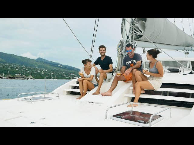 Goodbyes and Our Honest Thoughts on Catamarans | The Wynns & Sailing Ruby Rose, Part 6