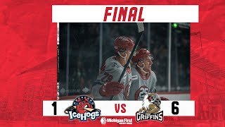 IceHogs vs. Griffins | Oct. 15, 2021