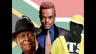 South African Celebs Before & After The Struggle Part 1