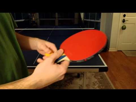 Table Tennis Paddle Review – Donic Waldner Legend