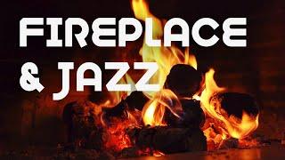 Jazz and Fireplace Sounds  Jazz Saxophone Classics  Classic Jazz Standards