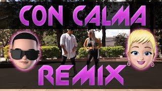 Con Calma Remix - Daddy Yankee + Katy Perry Feat. Snow (Official Choreo Video)