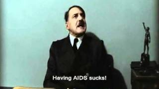 Pros and Cons with Adolf Hitler: AIDS