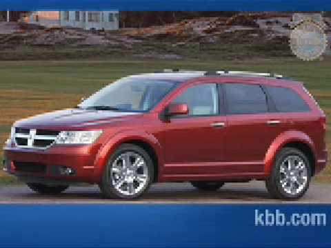 Dodge Journey Video Review - Kelley Blue Book