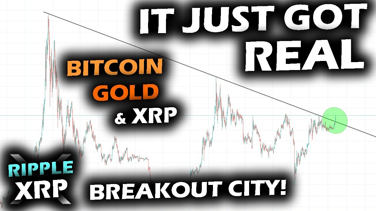 THE WRITING IS ON THE WALL! Everything BROKE OUT Including BITCOIN, GOLD and Ripple XRP Price Chart!