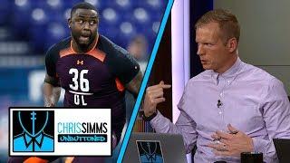 NFL Draft 2019: First Round Mock Draft (Picks 25-32) | Chris Simms Unbuttoned | NBC Sports