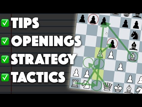 Advice for an Amateur Player   Chess Lesson with Andrè Guilhoto