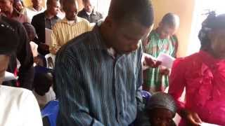 preview picture of video 'Church of God Campmeeting at Kwale, Nigeria'