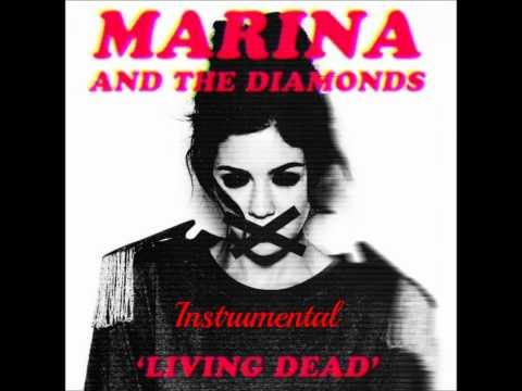 """MARINA   ♡ """"LIVING DEAD"""" ♡ [Official Instrumental]"""